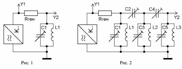 генератор Г4-18 в режиме